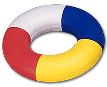Rubber Ring Stress Toys Promotional Stress Toys Yes Gifts