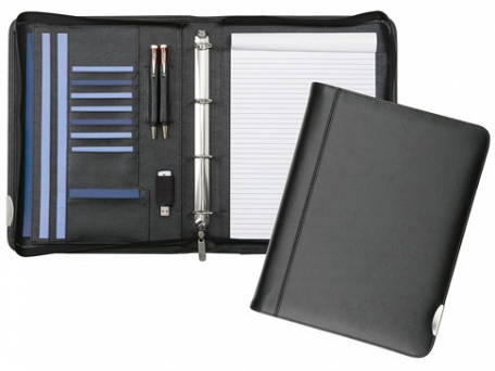 Dorchester Leather Ringbinder Folders